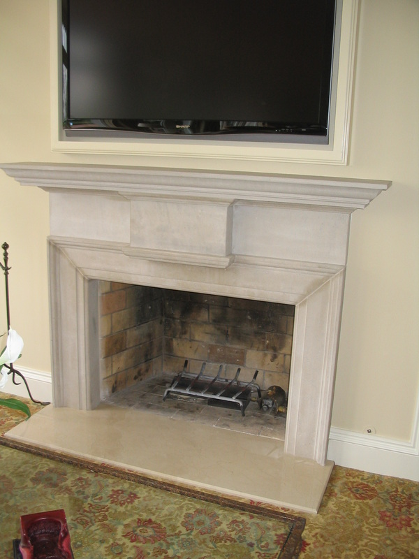 Cut Stone Fireplaces Pascucci Marble Amp Granite