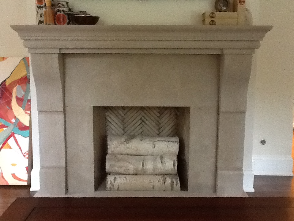 Cut Stone - Fireplaces - Pascucci Marble & Granite